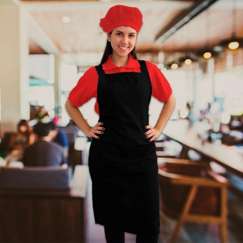 Comprar Uniforme de Garçonete de Buffet Mongaguá - Uniformes para Buffets