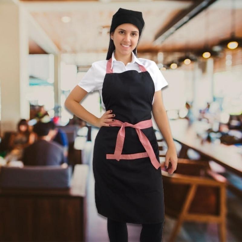 Empresa de Uniforme Garçom Restaurante Limeira - Uniforme para Garçonete de Buffet