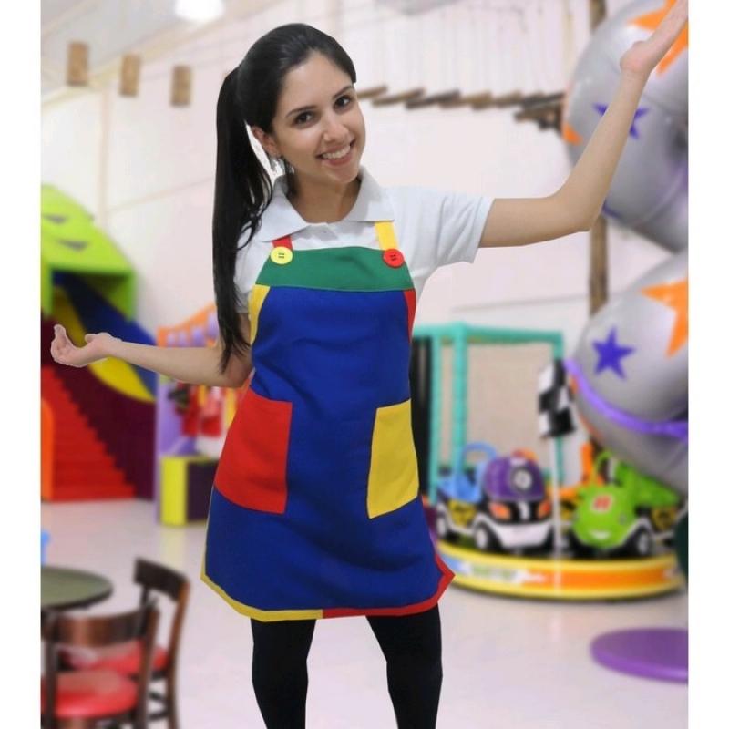 Onde Compro Uniforme Buffet Infantil Carapicuíba - Uniformes para Buffets