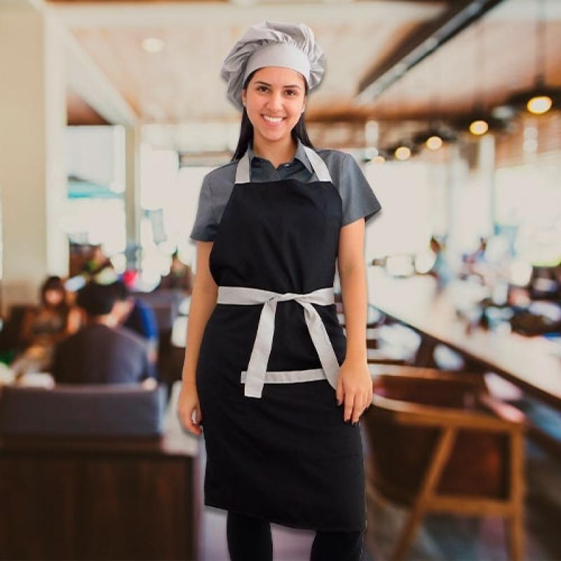 Onde Encontro Avental e Chapéu Chef Mooca - Avental para Chefs de Cozinha