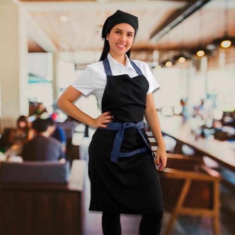 Onde Faz Uniforme de Garçonete São Miguel Paulista - Uniformes para Garçonetes Buffet