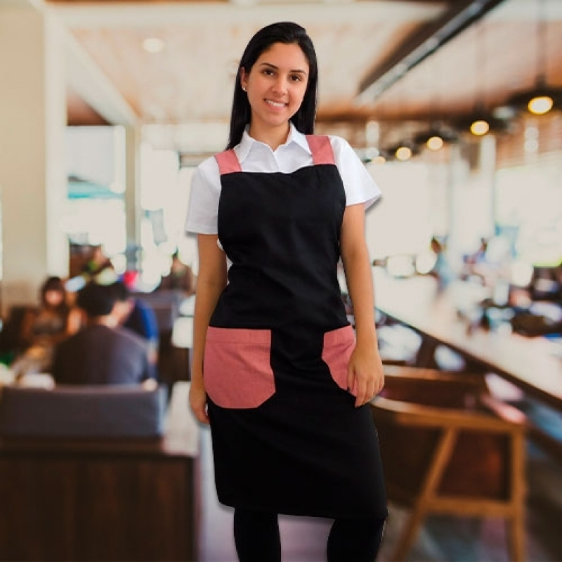 Onde Faz Uniforme Garçom Restaurante Carandiru - Uniforme Garçonete Restaurante