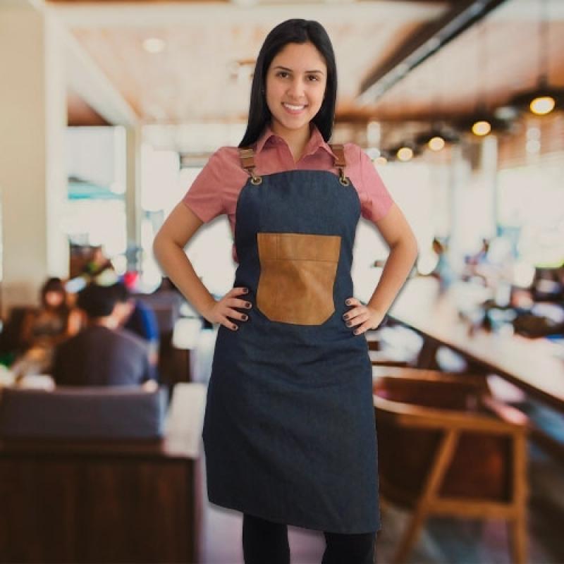 Onde Faz Uniforme para Garçom e Garçonete Bertioga - Uniforme para Garçonete Buffet
