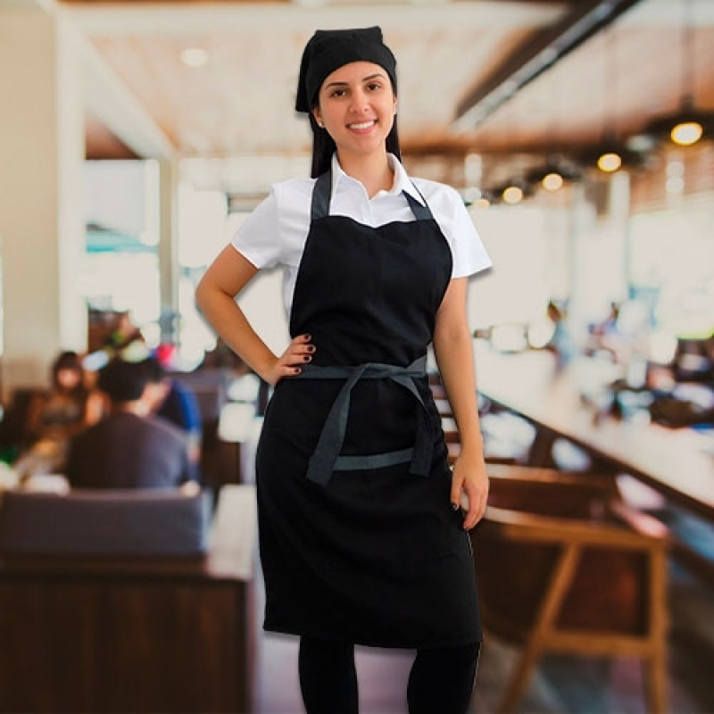 Onde Faz Uniforme para Garçonete de Restaurante Araçatuba - Uniformes para Garçonetes Buffet