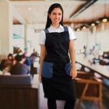 aventais chefs de cozinha femininos Pompéia