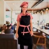 aventais chefs de cozinha personalizados Vila Mariana