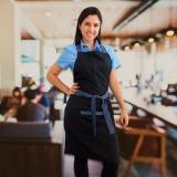 aventais de cozinheiros personalizados Campinas