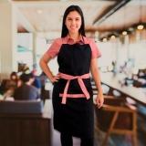aventais para cozinheiros à venda Praia Grande