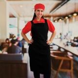 aventais para cozinheiros Luz