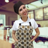 avental confeiteiro feminino quanto custa Hortolândia