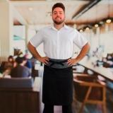 avental cozinheiro masculino à venda Tatuapé