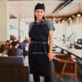 avental cozinheiro personalizado à venda Vila Maria