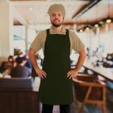 avental cozinheiro personalizado Araraquara