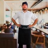 avental de chef orçar Louveira