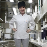 avental de chef personalizado orçar Cerqueira César