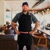 avental de cozinheiro masculino à venda São Vicente