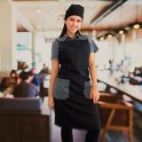 avental de cozinheiro profissional à venda Jardim Namba