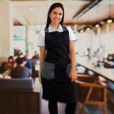 avental de peito para cozinha Morumbi