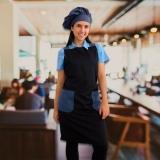 avental e gorro de cozinheiro Araraquara