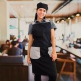avental chef de cozinha personalizado