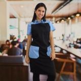 avental para chefs de cozinha Cidade Dutra