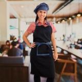 avental de cozinheiro personalizado