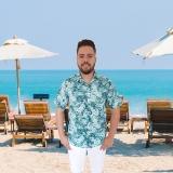 camisa para garçom de piscina Sacomã