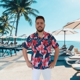 camisa para garçom praiana preços Ponte Rasa