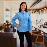comprar uniforme para funcionários de buffet Itaquaquecetuba
