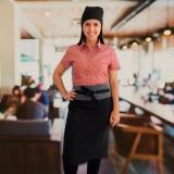 distribuidora de avental cozinheiro bordado Morumbi