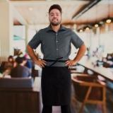 distribuidora de avental cozinheiro masculino São Mateus