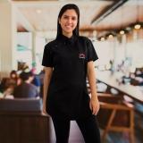 empresa de uniforme de garçom Anália Franco