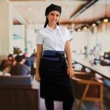 empresa de uniforme de garçonete Santana