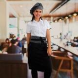 empresa de uniforme garçom de buffet Cajamar