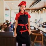 empresa de uniforme para garçonete de buffet São José do Rio Preto