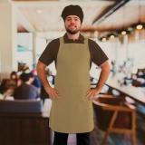 fornecedora de aventais para cozinheiros Mooca