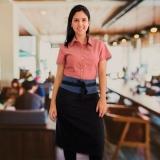 fornecedora de avental cozinheiro chefe Itanhaém