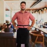 fornecedora de avental cozinheiro personalizado São José dos Campos