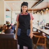 fornecedora de avental cozinheiro profissional Parque São Rafael