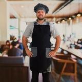 fornecedora de avental de cozinheiro profissional São Domingos