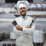 loja de uniforme cozinha masculino Sé