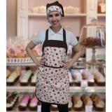 onde comprar avental cozinha Vila Guilherme
