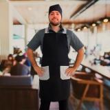 onde comprar avental de peito para cozinha Interlagos