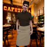 onde comprar avental para garçom saia Vila Prudente