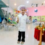 onde compro avental chef de cozinha infantil Penha
