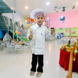onde compro avental chef de cozinha infantil Perus