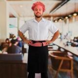 onde compro avental de chef Limeira