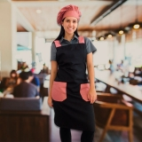 onde compro avental para chefs de cozinha Água Rasa