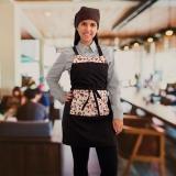 onde encontrar avental cozinha Belém