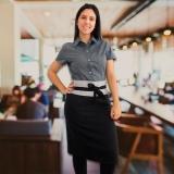 onde encontro avental chef de cozinha personalizado Aeroporto